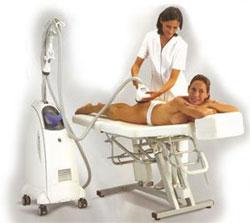 Cellulitis kan behandeld worden met velasmooth